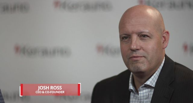 Joss Ross CEO and Co-founder of Kerauno