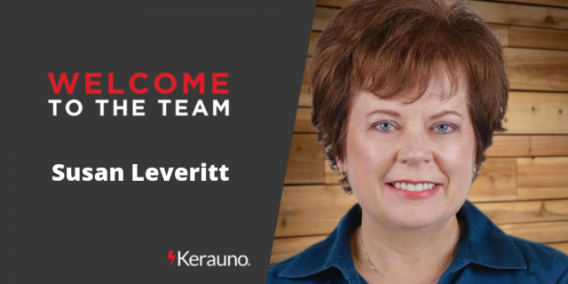 Kerauno VP of Sales Susan Leveritt
