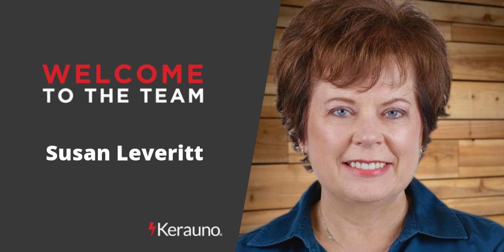 Kerauno VP of Sales Susan Leveritt
